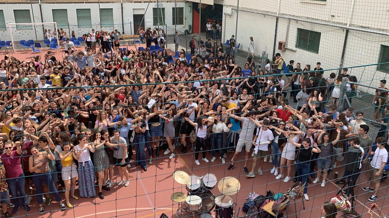 Augustei: il sito del popolo del liceo Augusto